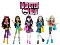 Monster high - Giocattoli