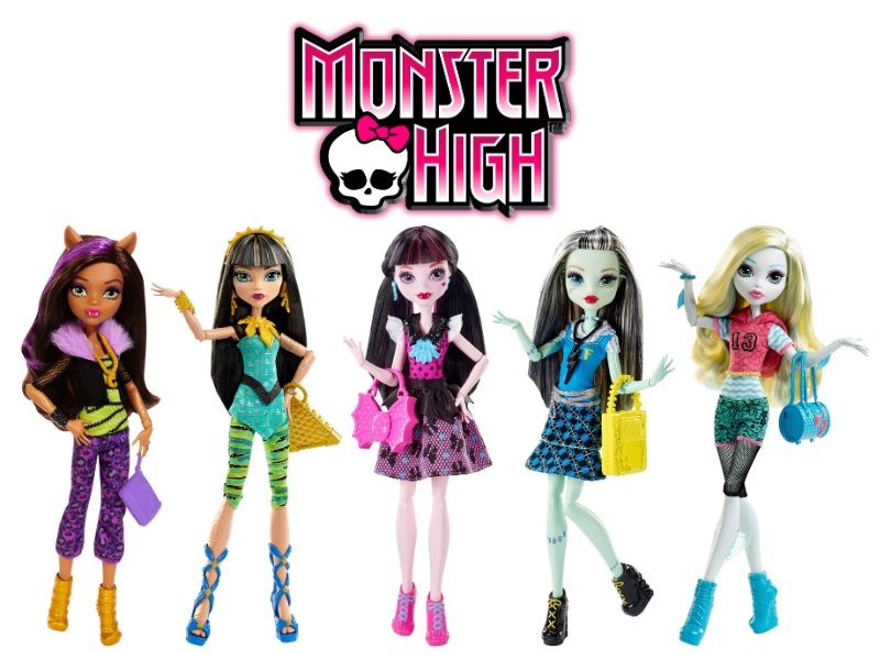 Monster high - Cartoni animati