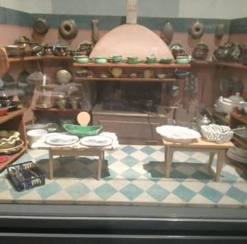 Cucine delle bambole al museo dei giocattoli a Norimberga - Cartoni animati