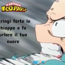 Stringi forte le chiappe - Frasi Anime
