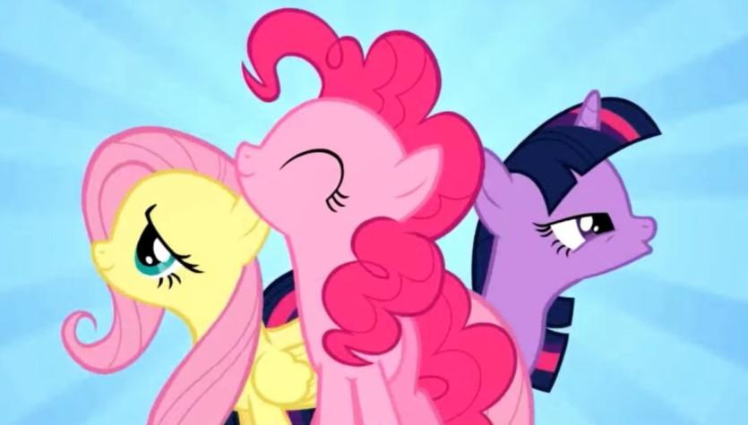 My little pony - L'amicizia è magica - Sigla prima stagione - Cartoni animati