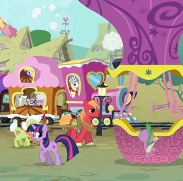 My little pony - L'amicizia è magica - Sigla iniziale - Cartoni animati