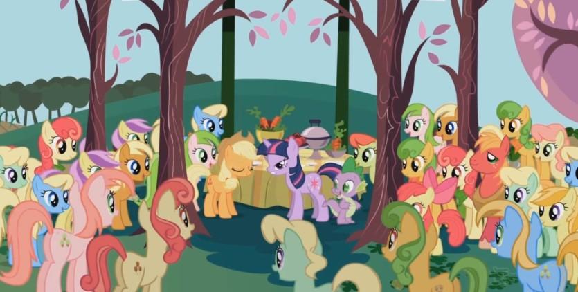 My little pony - L'amicizia è magica - Cartoni animati