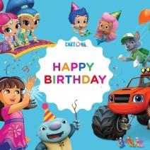 Happy Birthday con i cartoni animati di Nick Junior - Happy birthday