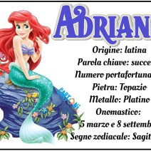 Adriana origine e significato del nome - Nomi