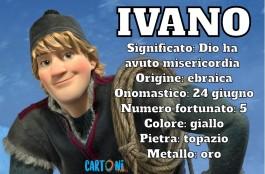 Ivano origine e significato del nome