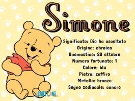 Simone significato, origine del nome e altre curiosità
