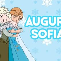 Sofia auguri - Auguri