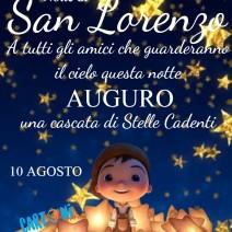 Notte di San Lorenzo 10 agosto - Buonanotte