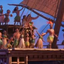 La strada di casa Oceania - Colonna sonora Oceania