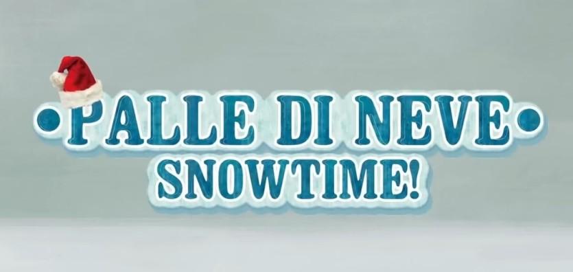 Palle di neve Snowtime! - Cartoni animati