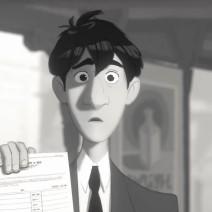 Paperman - Cortometraggi Disney