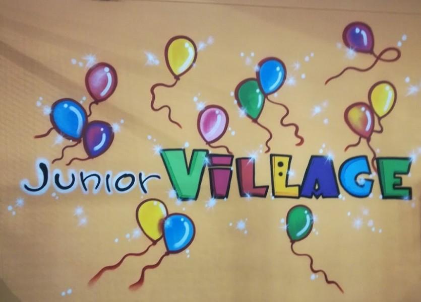 Junior Village a Roma Ristorante bambini e Parco divertimenti - Cartoni animati