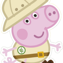 George Pig clipart png - Clipart