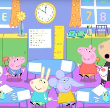 Peppa Pig elenco episodi - Cartoni animati