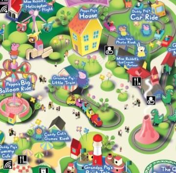 Parco tematico Peppa Pig World - Cartoni animati