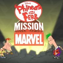 Phineas e Ferb Missione Marvel - Cartoni animati