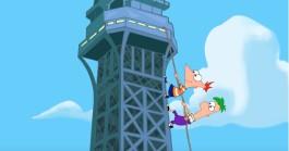 Phineas e Ferb sigla iniziale con testo