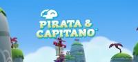 Pirata e Capitano - Cartoni animati prescolari