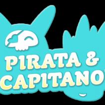 Pirata & Capitano logo - Logo