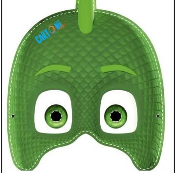 PJ Masks Maschera di Geco da stampare - Cartoni animati
