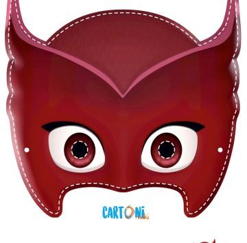 Owlette Printable Mask - Cartoni animati