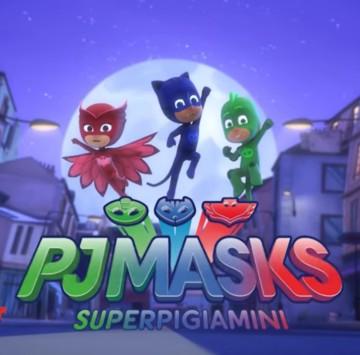 Super Pigiamini Sigla - Cartoni animati