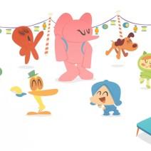 Pocoyo - Cartoni animati prescolari