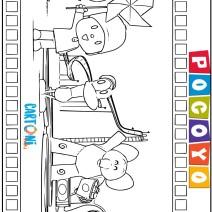Disegno di Pocoyo - Disegni da colorare