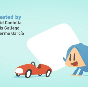 Pocoyo sigla quarta stagione - Cartoni animati