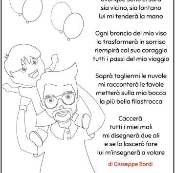 Filastrocca del pap� di Giuseppe Bordi - Cartoni animati