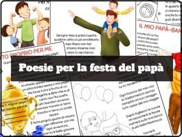 Poesie festa del papà
