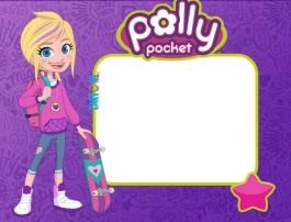 Polly Pocket inviti feste di compleanno online
