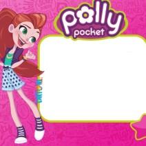 Polly Pocket invito compleanno Lila - inviti compleanno online