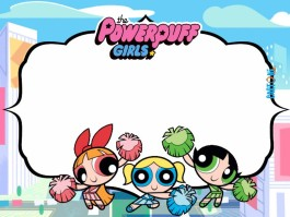 Powerpuff girls Happy birthday