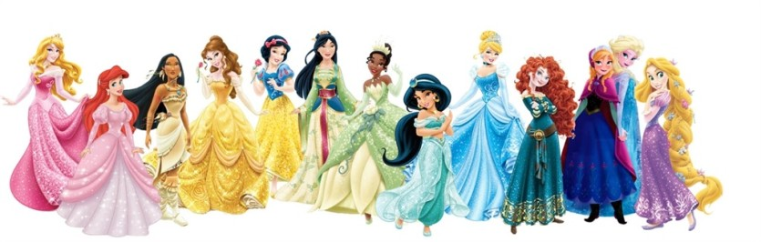 Principesse Disney - Cartoni animati