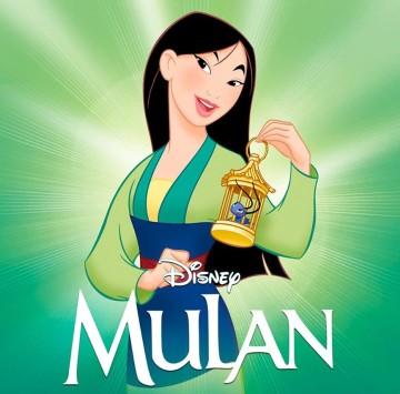 Mulan Principesse Disney - Cartoni animati