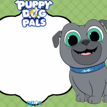Puppy dog Pals Frame Rolly - Frame