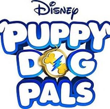 Puppy Dog Pals Logo - Cartoni animati