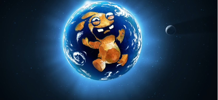 Rabbids: Invasion - Cartoni animati
