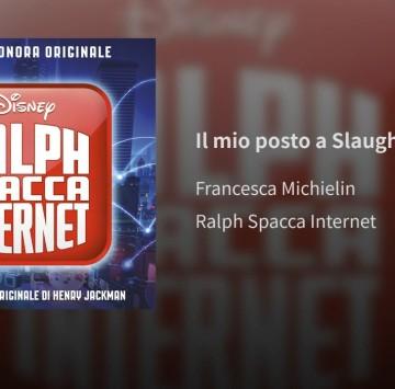Il mio posto a Slaughter Race di Francesca Michielin - Cartoni animati