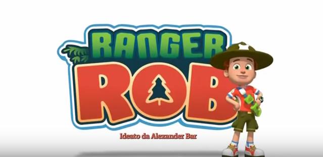 Sigla Ranger Rob - Cartoni animati