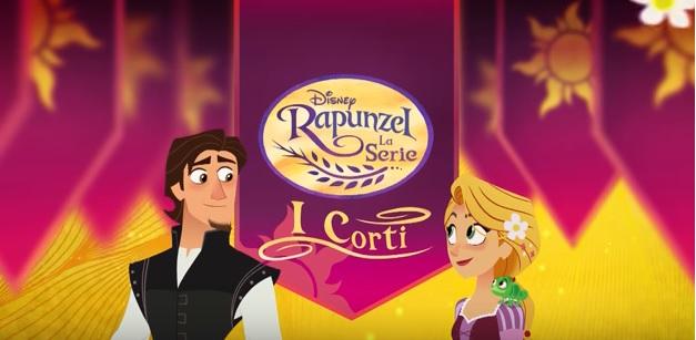 Rapunzel - I corti - Cartoni animati