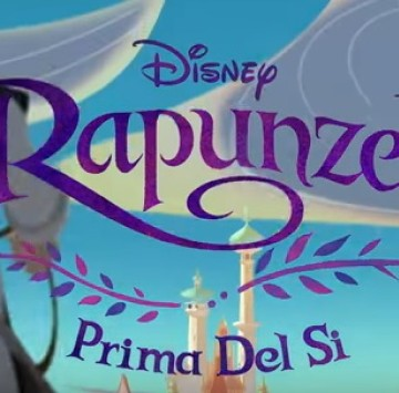 Rapunzel prima del si - Felici per sempre - Music Video - Cartoni animati