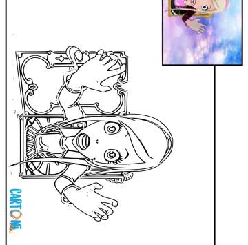 Colora Regal Academy - Cartoni animati