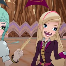 Regal Academy - S1 E05 - Un matrimonio da favola - Cartoni animati