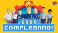 Buon compleanno con Sam il pompiere - Buon compleanno