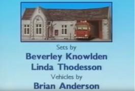 Fireman Sam ending credits 1987