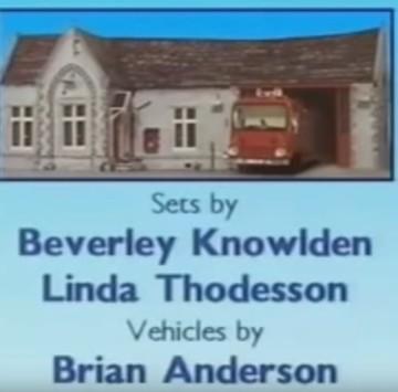 Fireman Sam ending credits 1987 - Cartoni animati