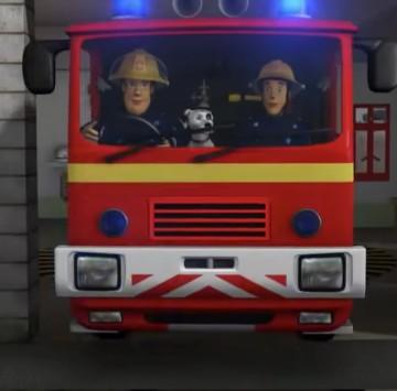 Nuova sigla Sam il pompiere - Cartoni animati